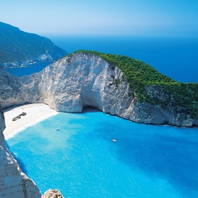 Visit Shipwreck Beach in Zakynthos - Bucket List Ideas