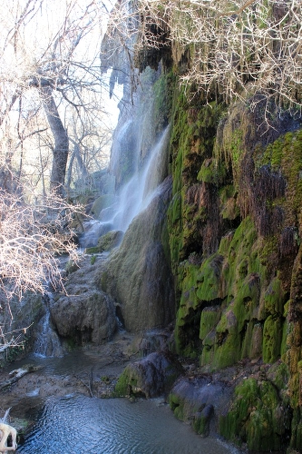 Hike to Gorman Falls at Colorado Bend State Park, Texas - Bucket List Ideas