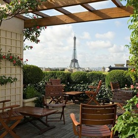 Sip a cocktail in front of the Eiffel Tower - Bucket List Ideas