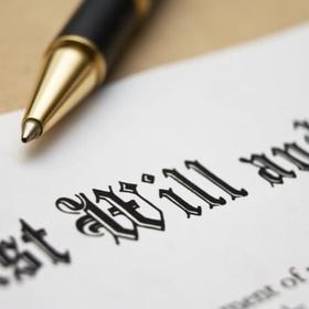 Prepare a will - Bucket List Ideas