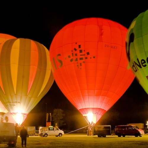 Go To An  Air Balloon Festival - Bucket List Ideas