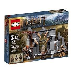 Build The LEGO Gol Dulgur Set - Bucket List Ideas