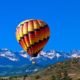 Ride in hotair balloon - Bucket List Ideas