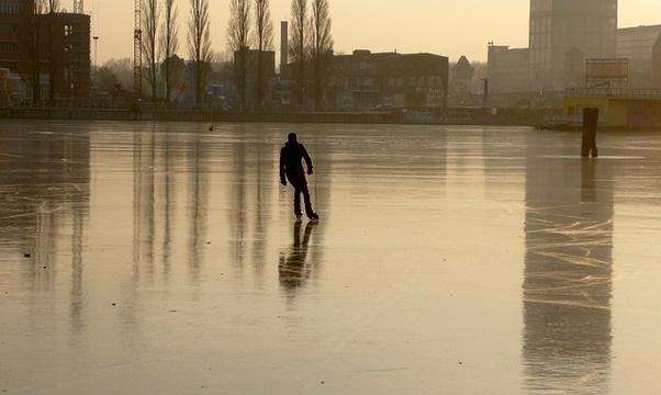 Learn how to Ice skate - Bucket List Ideas