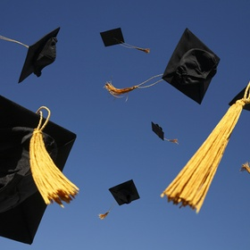 Graduate from high school! - Bucket List Ideas