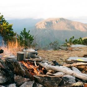 Go backwoods camping - Bucket List Ideas