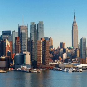 Walk through New York City without Taxi and without map - Bucket List Ideas