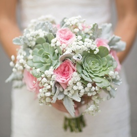 Catch the Bouquet at a Wedding - Bucket List Ideas