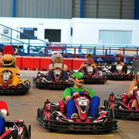 Dress up as Mario Kart Characters and go Go-Karting - Bucket List Ideas