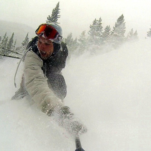 Ski in the Rockies - Bucket List Ideas