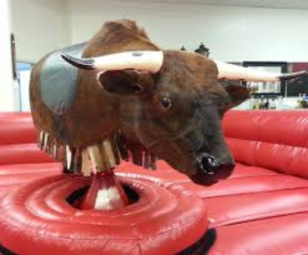 Ride a mechanical bull - Bucket List Ideas