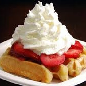 Get a waffle from Waffalonia - Bucket List Ideas