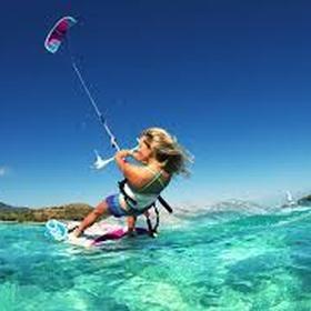 ⚜️Go Kitesurfing or Kiteboarding - Bucket List Ideas