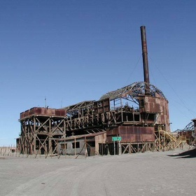Visit Humberstone and Santa Laura Saltpeter Works - Bucket List Ideas