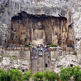 China - Longmen Grottoes - Bucket List Ideas