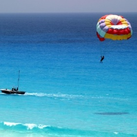 Experience Parasailing - Bucket List Ideas