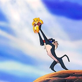 Do a real life version of the cliff scene in the Lion King - Bucket List Ideas