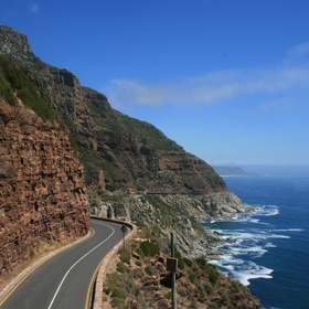 Drive on Chapman's Peak Drive, Cape Town, South Africa - Bucket List Ideas