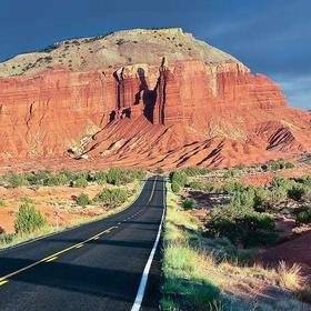 Drive on Route 12, Utah - Bucket List Ideas