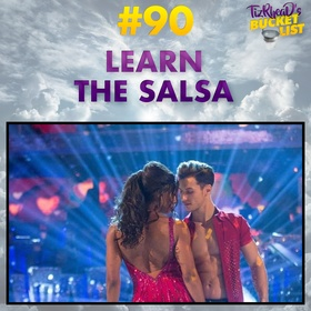 Learn the Salsa - Bucket List Ideas