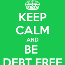 Be debt free - Bucket List Ideas