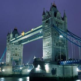 Tower Bridge In London - Bucket List Ideas