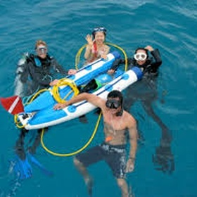 Go Snuba diving - Bucket List Ideas