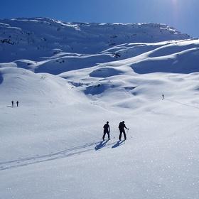Go Cross-Country Skiing - Bucket List Ideas