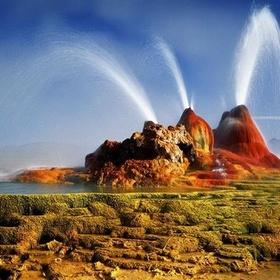 See a geyser - Bucket List Ideas