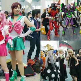 Attend Anime Expo - Bucket List Ideas