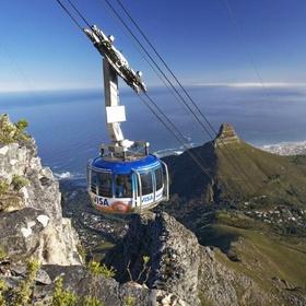 Ride a Table Mountain Cable Car - Bucket List Ideas