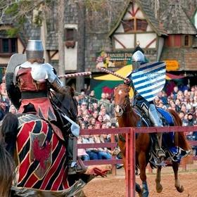 Dress in period costume and Attend a Renaissance Festival/ Fair - Bucket List Ideas