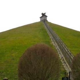 Defecate/Urinate In The Waterloo in Belgium - Bucket List Ideas