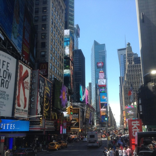 Visit NYC - Bucket List Ideas