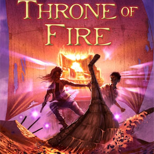 Buy the kane chronicles: the serpents shadow / the throne fire