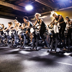 Go to a soulcycle spinning class - Bucket List Ideas