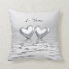 Celebrate Our Silver Anniversary - Bucket List Ideas