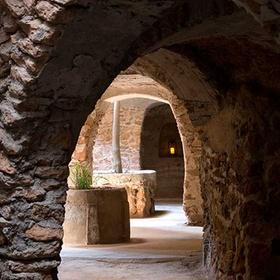 Walk around at Forestiere underground gardens in California - Bucket List Ideas