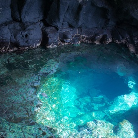 Visit the blue eye of Cape Verde - Bucket List Ideas