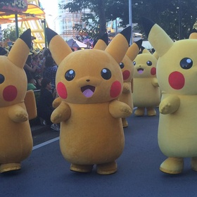 See the Pikachu parade in Japan - Bucket List Ideas