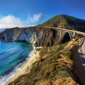 Drive on Highway 1, Big Sur, California - Bucket List Ideas