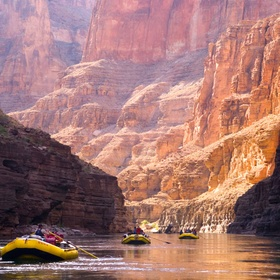 Raft and Camp the Colorado River Through the Grand Canyon - Bucket List Ideas