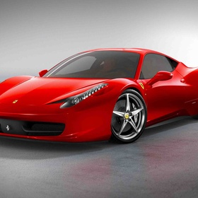 Drive in a Ferrari (Lamborghini works too)! - Bucket List Ideas