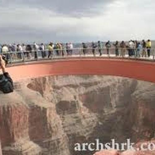 Walk the Skywalk at the Grand Canyon - Bucket List Ideas