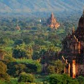 Bagan, Myanmar - Visit the Temples - Bucket List Ideas