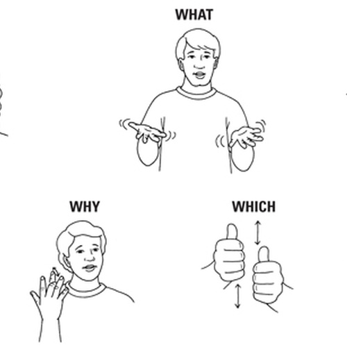 Learn Sign Language - Bucket List Ideas