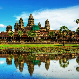 Explore the Angkor Temples - Bucket List Ideas