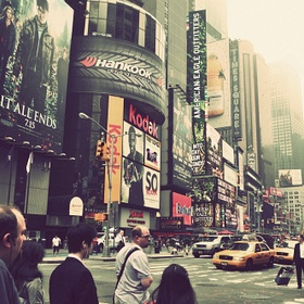 Live in NYC for a year - Bucket List Ideas