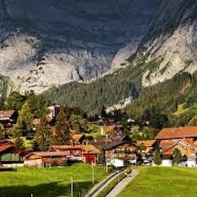 Go to Grindelwald - Bucket List Ideas