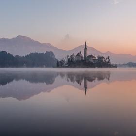 Visit Lake Bled - Bucket List Ideas